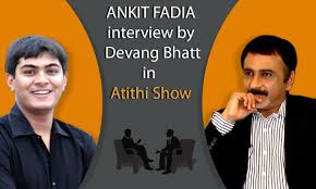 Ankit Fadia Ethical Hacking Interview Video With Devang Bhatt Youtube