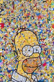 <b>Барт симпсон</b>, Симпсоны и Гомер симпсон