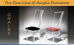 acrylic furniture toronto. acrylicchairs acrylic furniture toronto o