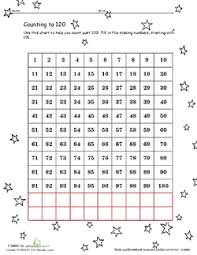 Counting To 120 Lesson Plan Education Com