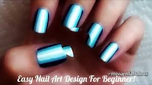 Easy Nail Art Designs For Beginners Step By Step Easy Nail Designs ...