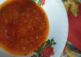 Berbicara tentang masakan yang pedas dan juga sambal, kali ini kita memiliki resep sambal tomat dengan tambahan bumbu terasi yang gurih dan. Olahan Sambal Goreng Tomat Cara Membuat Sambal Goreng Tomat Yang Anti Gagal Selerarasa