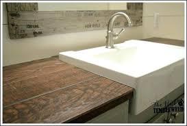wood look countertops porcelain tile laminate countertop sealer home depot