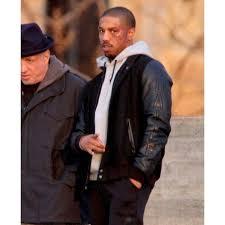 michael b jordan creed jacket