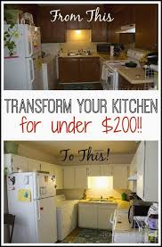 kitchen transformatio how to paint cabinets without sanding