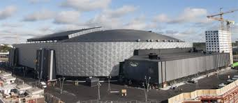 Assa Abloy Group Friends Arena In Stockholm Sweden Is Now