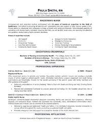 Home Health Nurse Resume – Daxnet.me