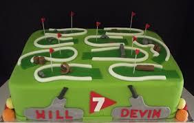 Mini Golf Cake Google Search Golfpartyfood Golf Games Golf