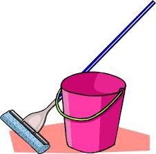 clipart bucket mop - Clip Art Library