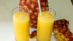 Image result for image of Pineapple Juice