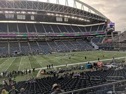 Centurylink Field Seating Chart Row Numbers Centurylink Field Section 211 Seattle Seahawks