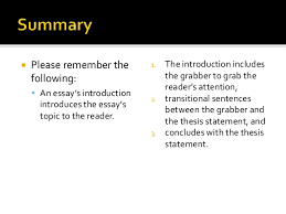 how to write an essay introduction presentation 17