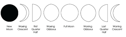 coloring pages moon phases solar system by flowers spring sheet