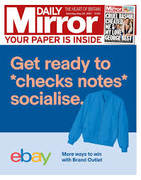 daily mirror 2021 05 22