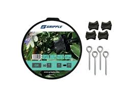 gripple garden trellis kit 30m wire for