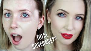 most extreme full coverage foundation does it work for pale skin dermacol makeup cover 208