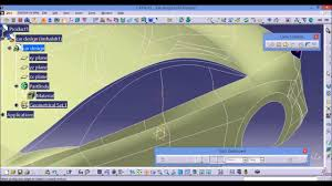 Catia Aircraft Design Tutorial Pdf Catia Free Online Training For Beginners Car Design For Beginners Blueprint Surface Modeling