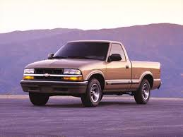 Chevrolet S10 Regular Cab | Pricing, Ratings, Reviews | Kelley Blue ...