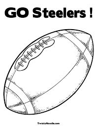Small Picture Amazing Steelers Coloring Pages 44 With Additional Free Colouring