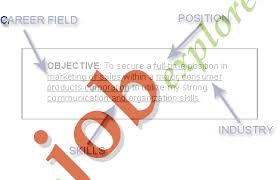 examples of general resume objective statement resume objective basic resume objective samples