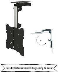 under cabinet tv wall mount