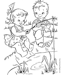 Small Picture Free Summer Coloring Pages Coloring Pages Online