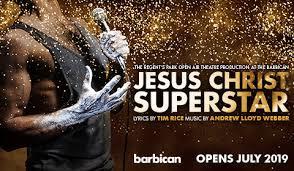 Jesus Christ Superstar London 250 Reviews Seatplan