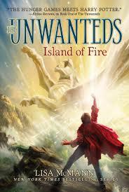 book cover image jpg island of fire trade paperback 9781442458468 author photo jpg lisa mcmann