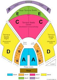 Verizon Wireless Amphitheatre Seating Chart Atlanta Chastain Park Amphitheatre Tickets Chastain Park