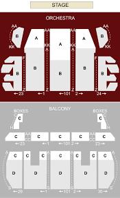 Proctors Mainstage Seating Chart Proctors Theatre Mainstage Schenectady Ny Seating Chart