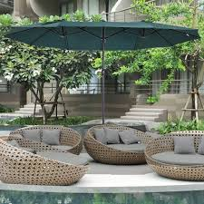 garden parasols cantilever parasols