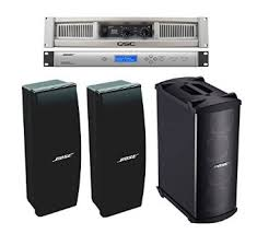 bose 402. buy bose pro audio auditorium sound system 2 402 loudspeakers, mb4 sub, controlspace sp-24 processor, qsc gx3 power amplifier in cheap
