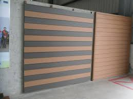 image of new exterior wall panels
