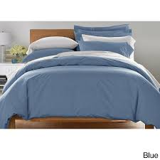 oversized microfiber 3 piece duvet cover set