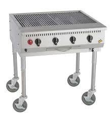 star max commercial outdoor char broiler 30