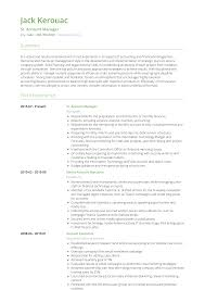 Cv Account Senior Account Manager Resume Samples And Templates Visualcv
