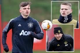 Scott mctominay, 24, from scotland manchester united, since 2017 central midfield market value: Unknown Teen Connor Stanley Trains With Man Utd First Team As Mctominay And Lindelof Return Ahead Of Club Brugge Clash