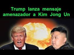 Resultado de imagen para Kim Jong-un trump apocalipsis