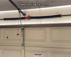 garage door torsion spring repair cost doors installation marvellous