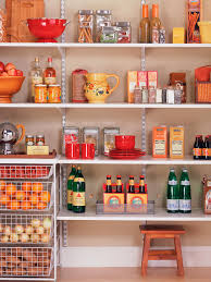 Kitchen Pantry Shelf Organize Your Kitchen Pantry Hgtv