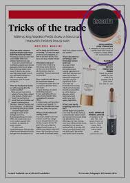 issada featured in the sunday telegraph february 2016