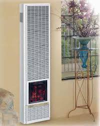 natural gas wall heater