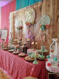 Dream Catcher Baby Shower Decorations Boho Chic Dream Catcher Baby Shower Dream Big Little One Dream 18