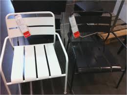 black metal outdoor furniture. Ikea Accent Chair Elegant Black Metal Outdoor Furniture Patio Side Beautiful