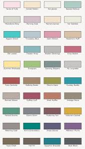 table chart design inspiration. Beautiful Valspar Exterior Paint Color Chart Side Table Makeover With Chalk Finish Design Inspiration