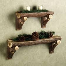 wood wall shelves and walls rustic woodwall decor hilarious