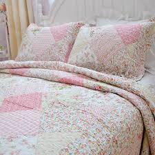 12 photos gallery of popular shabby chic bedding