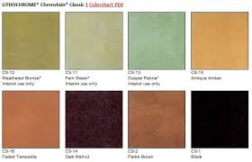 Pin On Acid Stain Color Charts