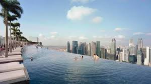 The Marina Bay Sands hotel and 8 more of the worlds most amazing