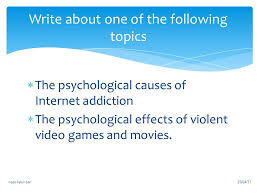 and contrast poetry essay what is a research thesis paper changing     Negative and positive impact of internet addiction on young adults   Empericial study in Malaysia  PDF Download Available